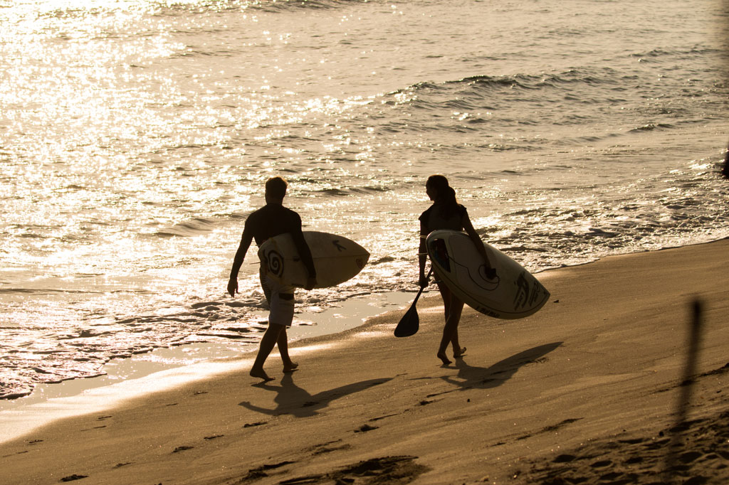 Surfing and Paddle Surfing in Cabarete, Dominican Republic