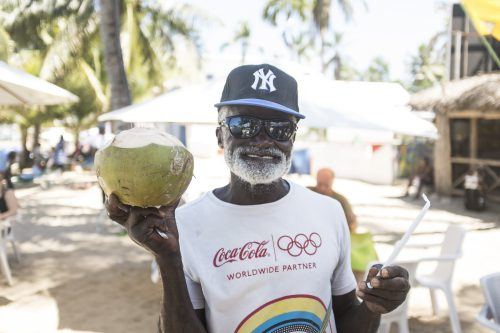 Cabarete Icons: Pedro The Coconut Man