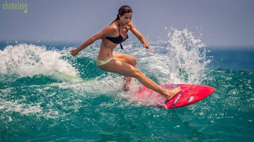 The Annual Pauhana Surf Contest at Playa Encuentro