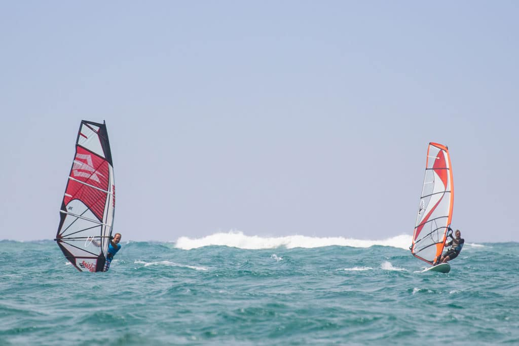 Windsurfing in Cabarete