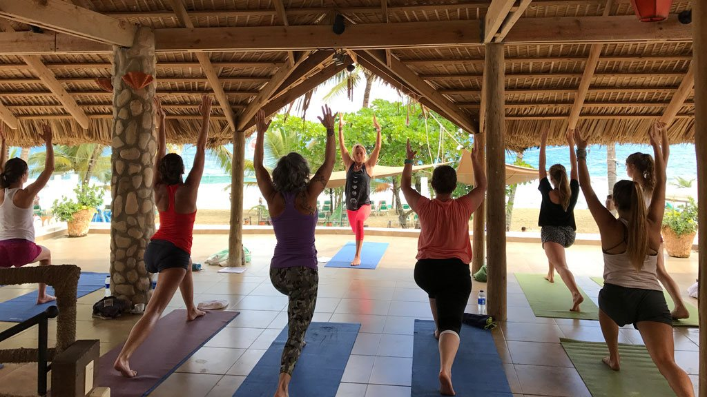Beachfront Fitness and Yoga in Cabarete
