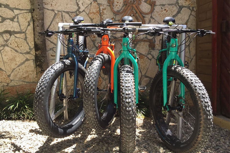 bicycle rental in cabarete